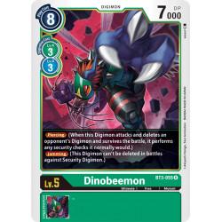 BT3-055 R Dinobeemon Digimon