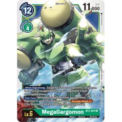 BT3-057 R MegaGargomon Digimon