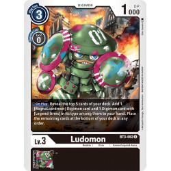 BT3-062 U Ludomon Digimon