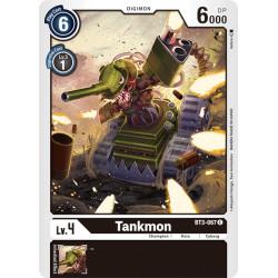 BT3-067 C Tankmon Digimon