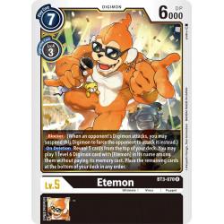 BT3-070 R Etemon Digimon
