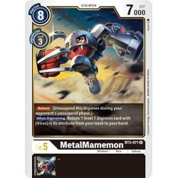 BT3-071 R MetalMamemon Digimon