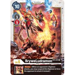 BT3-072 R BryweLudramon...