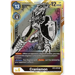 BT3-075AA  SR Craniamon...