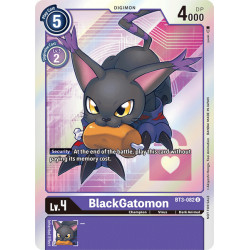 BT3-082AA  U BlackGatomon...