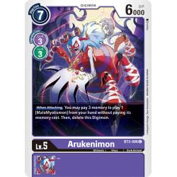 BT3-086 C Arukenimon Digimon