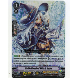 CFV V-SS07/010EN RRR Cold-blooded Witch, Luba