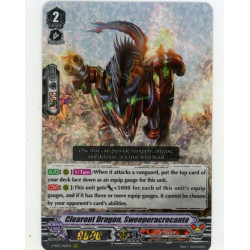 CFV V-SS07/026EN RRR Clearout Dragon, Sweeperacrocanto