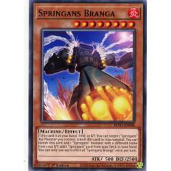 YGO BLVO-EN008 C Springans Branga