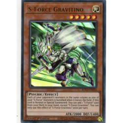 YGO BLVO-EN014 UR S-Force Gravitino