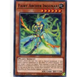 YGO BLVO-EN030 C Fairy Archer Ingunar