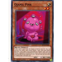 YGO BLVO-EN036 C Ojama Rose...