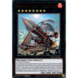 YGO BLVO-EN046 UR Springans Ship - Exblowrer