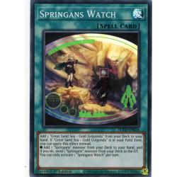 YGO BLVO-EN054 SuR Springans Watch