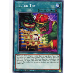 YGO BLVO-EN066 CR Tilted Try