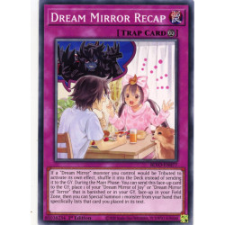 YGO BLVO-EN077 C Dream Mirror Recap