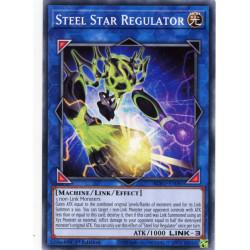 YGO BLVO-EN085 C Régulateur Étoile d'Acier  / Steel Star Regulator