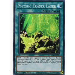 YGO BLVO-EN089 SuR Psychic Eraser Laser