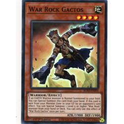 YGO BLVO-EN094 SuR War Rock Gactos