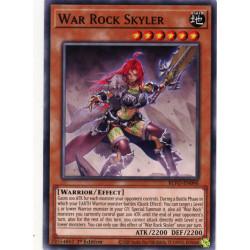 YGO BLVO-EN096 C War Rock Skyler