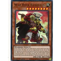 YGO BLVO-EN097 UR War Rock Bashileos