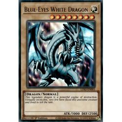 YGO LDS2-EN001 URPurple Blue-Eyes White Dragon