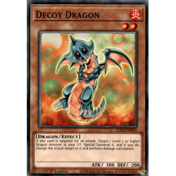 YGO LDS2-EN003 C Decoy Dragon