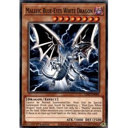 YGO LDS2-EN005 C Malefic Blue-Eyes White Dragon