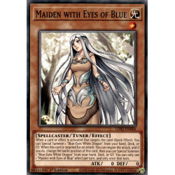 YGO LDS2-EN006 C Maiden with Eyes of Blue