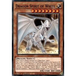 YGO LDS2-EN009 C Dragon Spirit of White