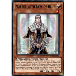 YGO LDS2-EN012 C Master with Eyes of Blue