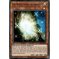 YGO LDS2-EN013 URBlue The White Stone of Ancients