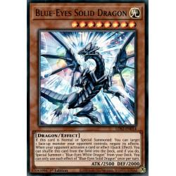 YGO LDS2-EN014 URGreen Blue-Eyes Solid Dragon