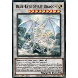 YGO LDS2-EN020 URGreen Blue-Eyes Spirit Dragon