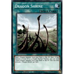 YGO LDS2-EN022 C Dragon Shrine
