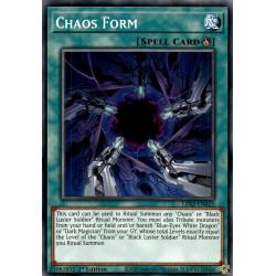 YGO LDS2-EN025 C Chaos Form