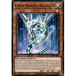 YGO LDS2-EN032 CR Cyber Dragon Nachster