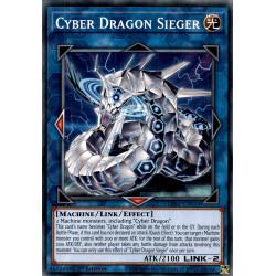 YGO LDS2-EN034 CR Cyber...