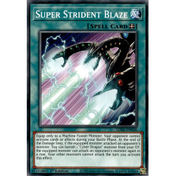 YGO LDS2-EN036 C Super Strident Blaze