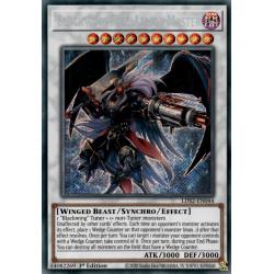 YGO LDS2-EN044 0 Blackwing Full Armor Master
