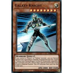 YGO LDS2-EN049 URBlue Galaxy Knight