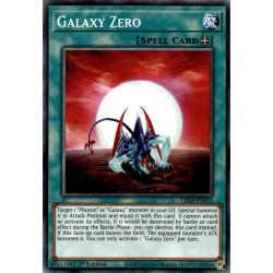YGO LDS2-EN055 C Galaxy Zero