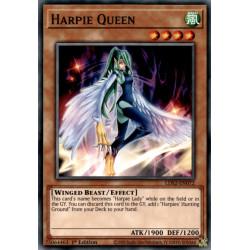 YGO LDS2-EN072 C Harpie Queen