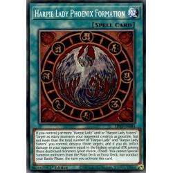 YGO LDS2-EN084 C Harpie Lady Phoenix Formation