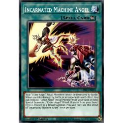 YGO LDS2-EN093 C Ange Machine Incarné  / Incarnated Machine Angel