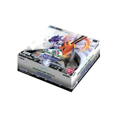 Digimon Card Game Boîte de 24 boosters BT05 Battle Of Omni