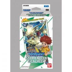 Digimon Card Game Starter Deck 4 Giga Green
