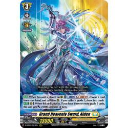 CFV D-BT01/007EN RRR Grand Heavenly Sword, Alden