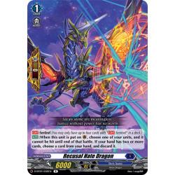 CFV D-BT01/036EN R Recusal Hate Dragon