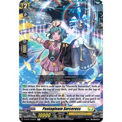 CFV D-BT01/046EN R Pentagleam Sorceress